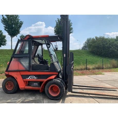 Linde H70D Diesel Heftruck