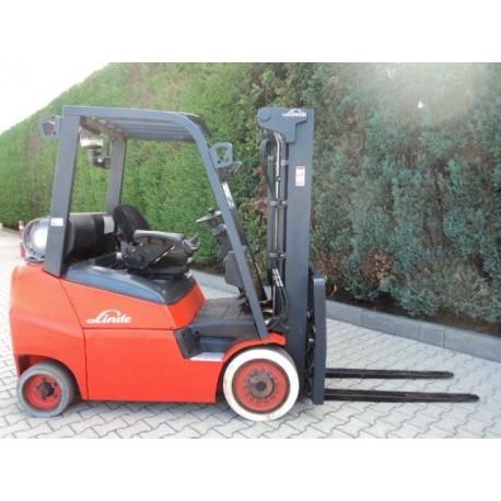 Linde H25CT 2,5 tons LPG Heftruck