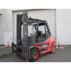 Linde H60D Diesel Heftruck
