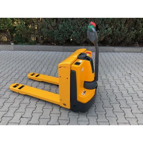 Jungheinrich EJE 120 Elektrische Palletwagen Lang