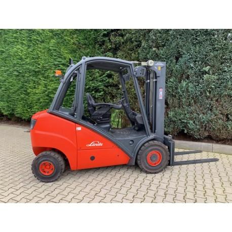 Linde H30D Diesel heftruck