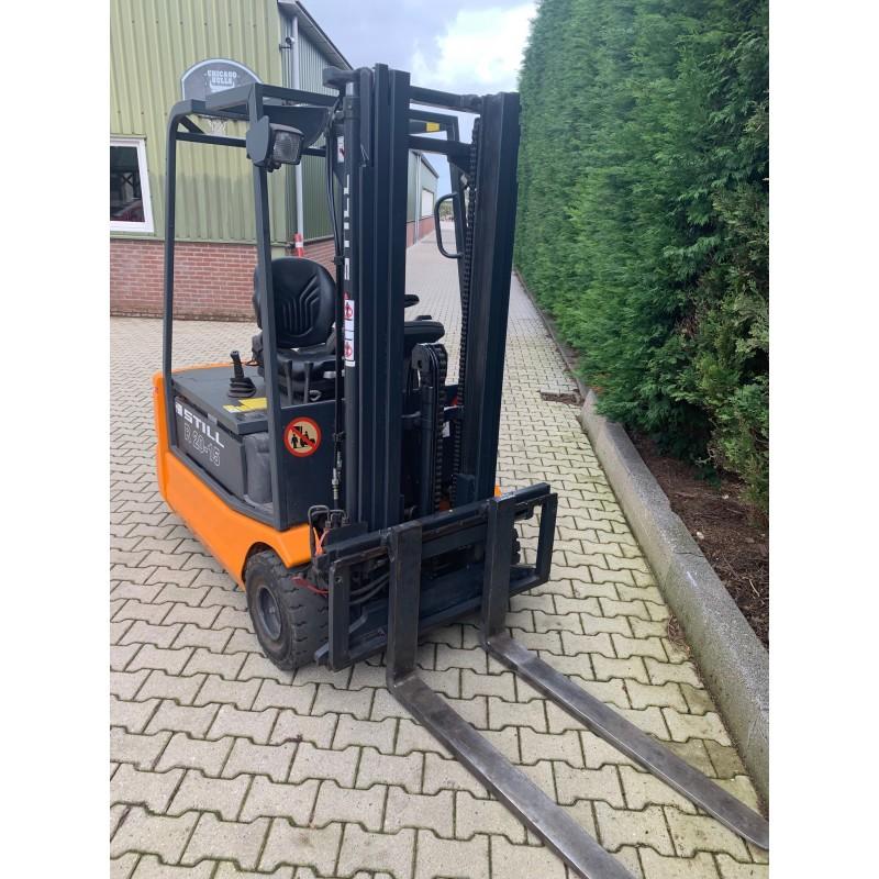 Beliebt Bevorzugt Still R20-15 electrische heftruck - MHTheftrucks.nl &TV_06