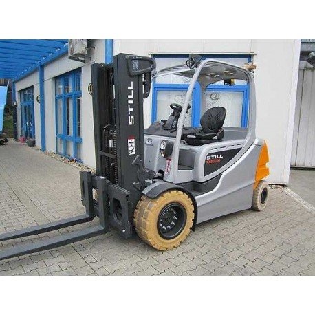 Still RX 60-50 Electric Forklift